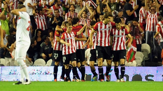 Athletic look for three in a row against Salzburg