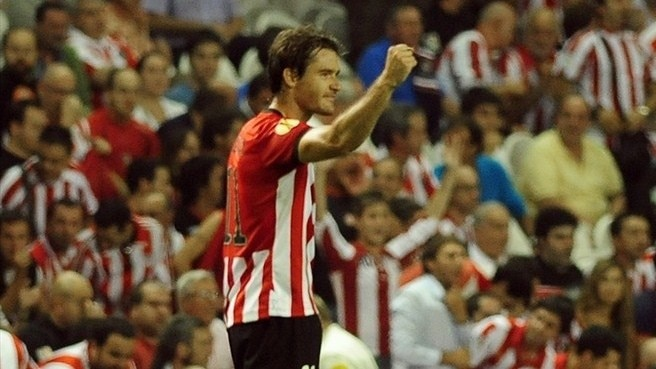Athletic's first-half spree floors Osasuna