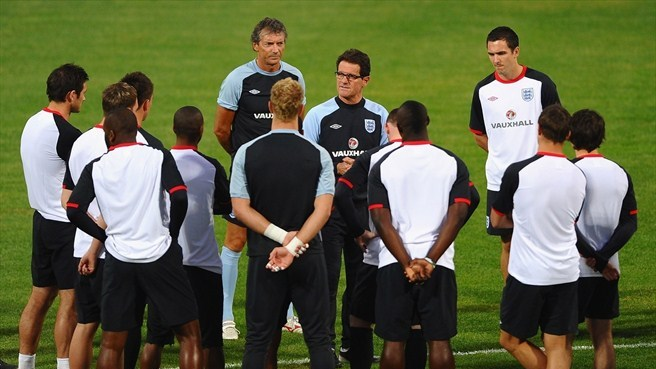 England reveal pre-finals friendlies