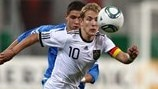 Lewis Holtby (Germany) & Muhamed Bešić (Bosnia and Herzegovina)