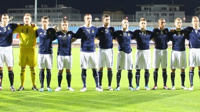 Rhodes the driving force behind Scotland success