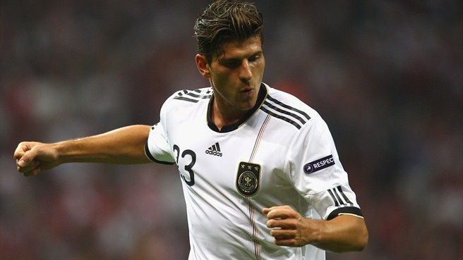 Mario Gomez (Germany)