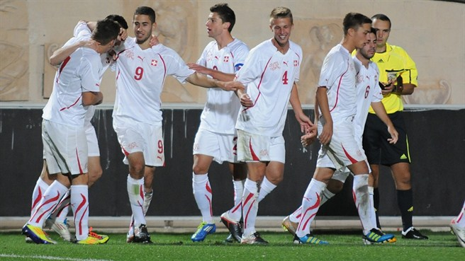 Switzerland record narrow win in Georgia