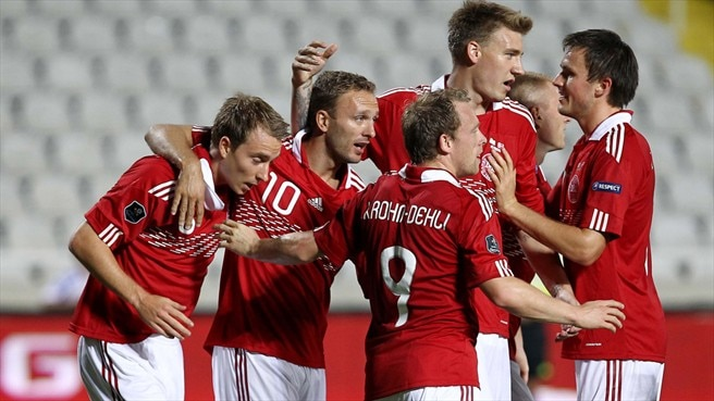 Danes just a step away after Cyprus success