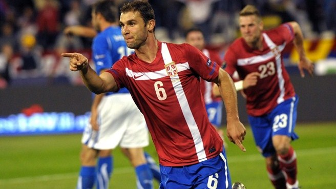 Italy draw leaves Serbia with work to do