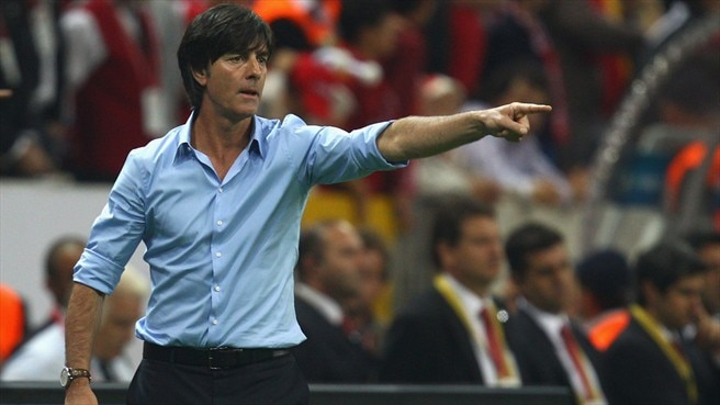 Löw staying calm after Switzerland loss
