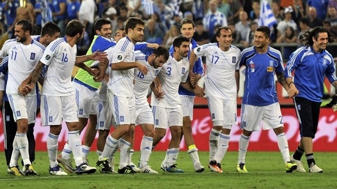 Greece sink Croatia to seize Group F initiative