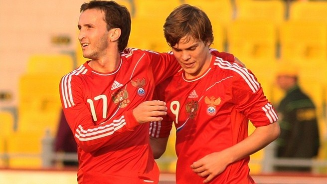 Rampant Russia put six past Moldova