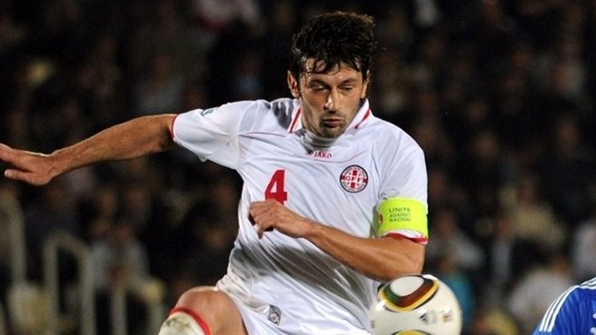 Georgia captain Kaladze announces retirement