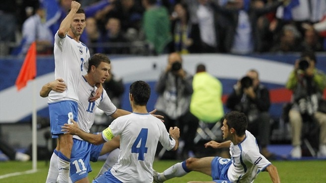 Edin Džeko (Bosnia and Herzegovina)