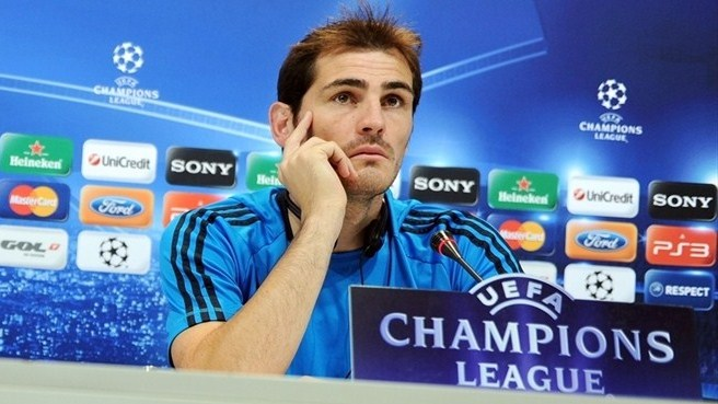 Casillas's Madrid resolved to redress Lyon balance