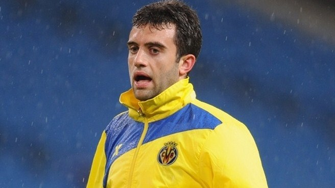 Villarreal shorn of Rossi for six months