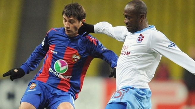 Match facts: Trabzonspor v CSKA