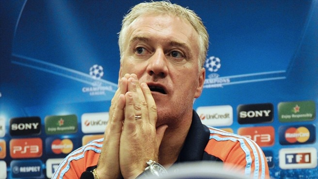 Deschamps welcomes Champions League return