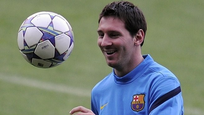 Messi deflects attention ahead of Plzeň test