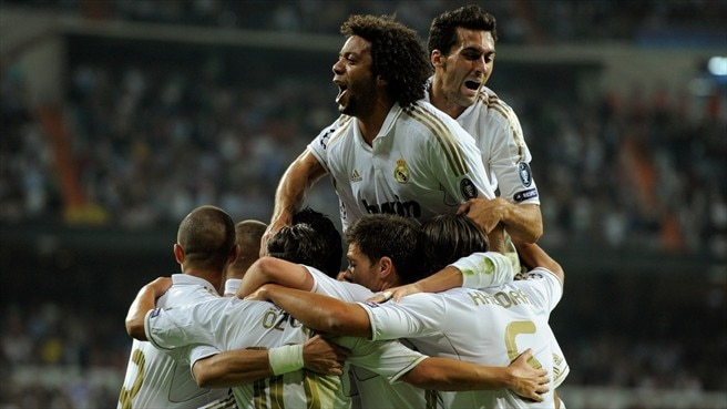 Magnificent Madrid put Lyon to the sword