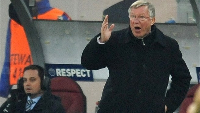Sir Alex relieved as United gain first win