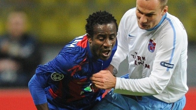 Doumbia praises Vágner Love after CSKA success