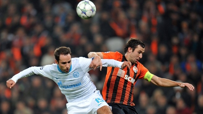 Back to basics for Shakhtar after Zenit draw