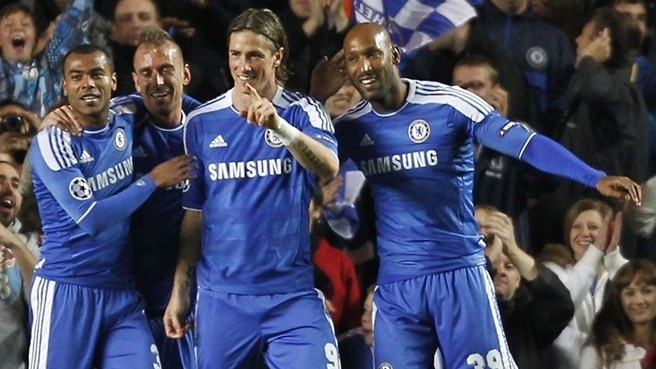 Torres double helps Chelsea cruise past Genk