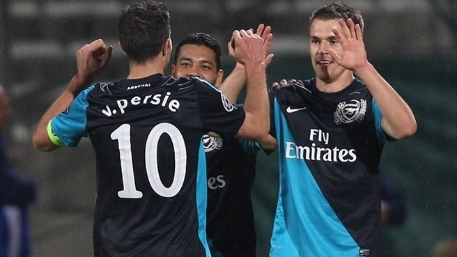 Arsenal home form a worry for Marseille