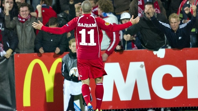 Table-topping Twente too good for OB
