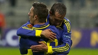 Maribor take tenth Slovene title in style