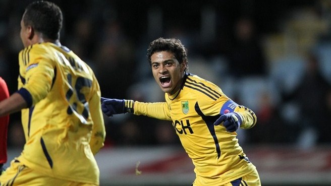 Ten-man Metalist make light work of Malmö