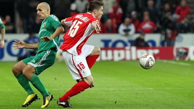 Vorskla refuse to buckle against Standard