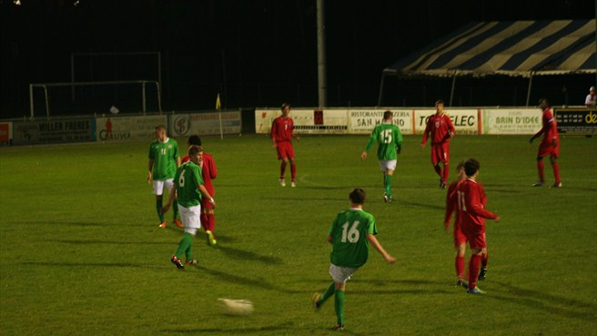 Northern Ireland v Luxembourg