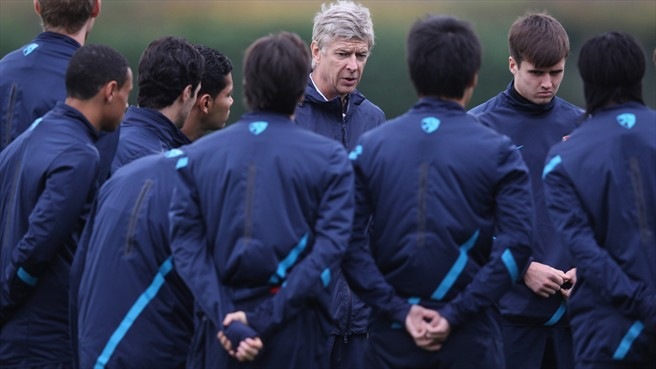 Marseille's away prowess worries Arsenal