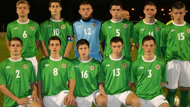 Northern Ireland line up