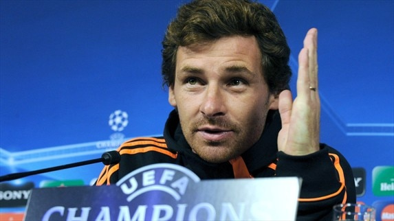 Press conference: André Villas-Boas (Chelsea)