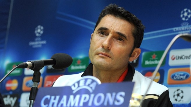 Olympiacos injuries no excuse for Valverde
