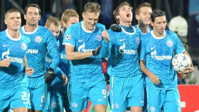 Spalletti delights in 'perfect' Zenit