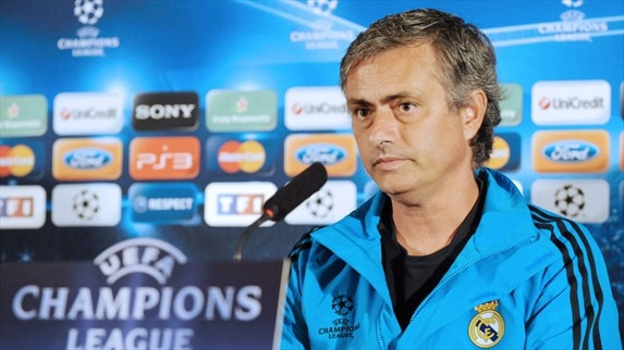 Press conference: José Mourinho (Real Madrid)