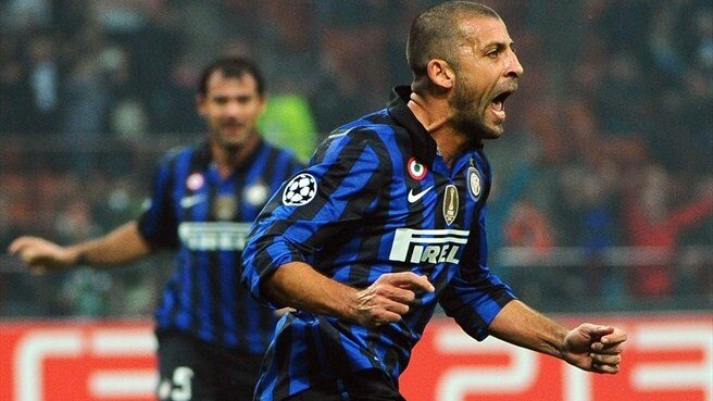 Inter march to brink of qualification
