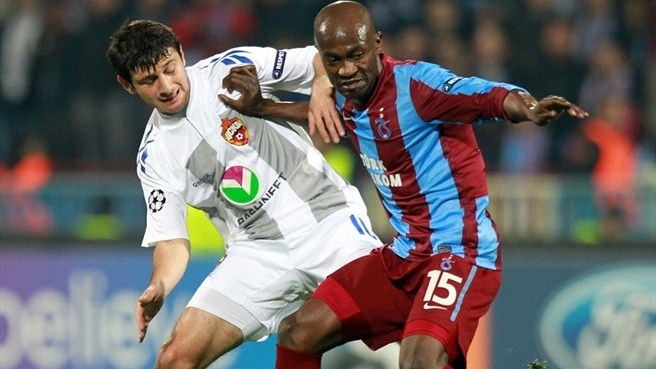 Nothing to separate Trabzonspor and CSKA