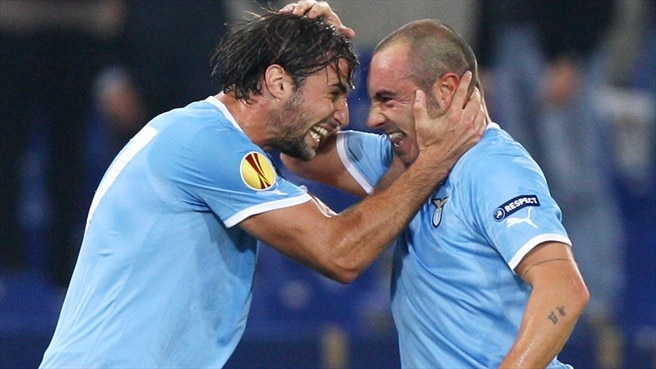 Brocchi provides bite as Lazio sink Zürich