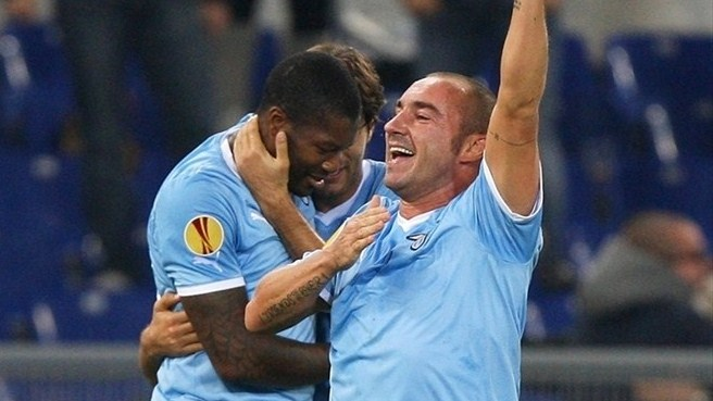 Lazio - Zurich reaction