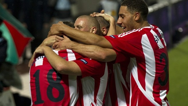 Stoke look to forge on against Dynamo