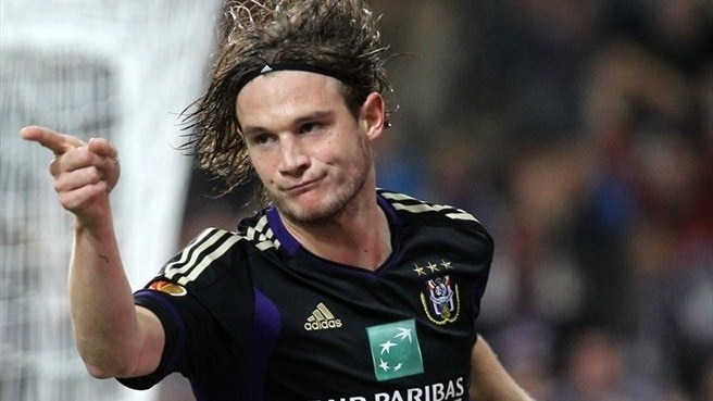 Anderlecht edge Lokeren to lift Belgian Super Cup