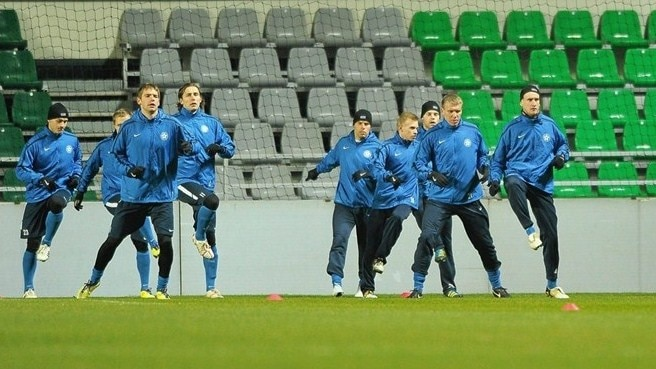 Estonia coach Rüütli's Ireland envy