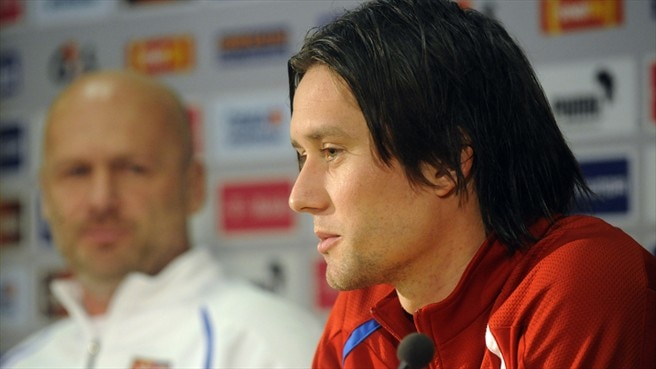 Rosický makes the cut with Czechs