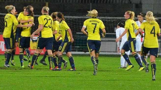 Arsenal and Brøndby lead five through