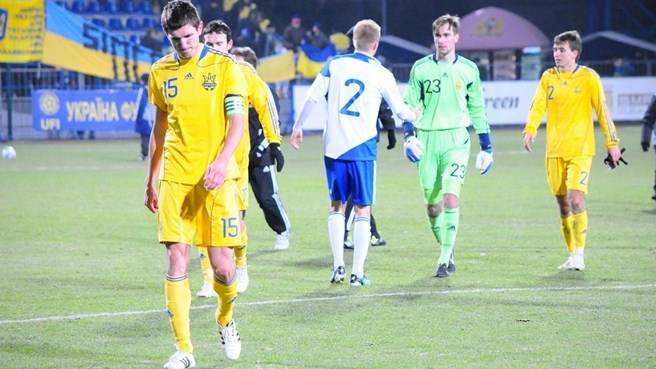 Ukraine deny ten-man Finland thanks to Budkivskiy