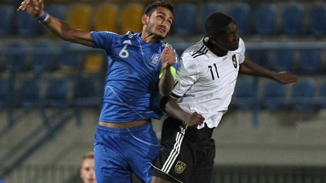 Mlapa completes treble as Germany win in Greece