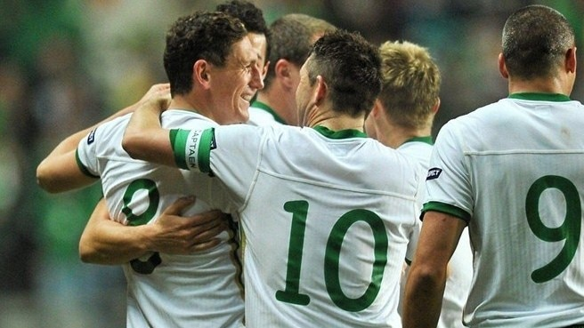 Keith Andrews (Republic of Ireland)