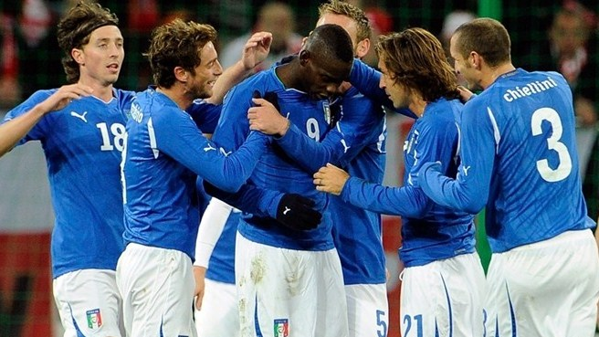 Italy continue fine form against Poland