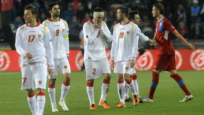 Montenegro plotting Czech Republic upset